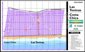 COSTA CHICA MAPA 1